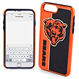 Forever Collectibles iPhone 8+/7+ Dual Hybrid Bold Case - NFL Chicago Bears