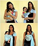 Cuby Breathable Baby Carrier Mesh Fabric, Ideal for