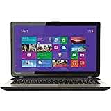 Toshiba Satellite PSKRLU-01400M L75-B7270 Notebook PC - Intel Pentium 3558U 1.7 GHz Dual-Core Processor - 4 GB DDR3L SDRAM - 500 GB Hard Drive - 17.3-inch Display - Windows 8.1 64-bit Edition - Gold