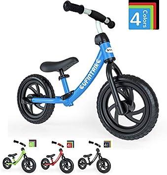 besrey Bici sin Pedales para niño Bicicleta sin Pedales de 2-5 ...