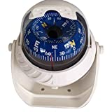 compass - TOOGOO(R)Big K LED ball compass Boat compass Marine Compass Compass Compass Navigation white