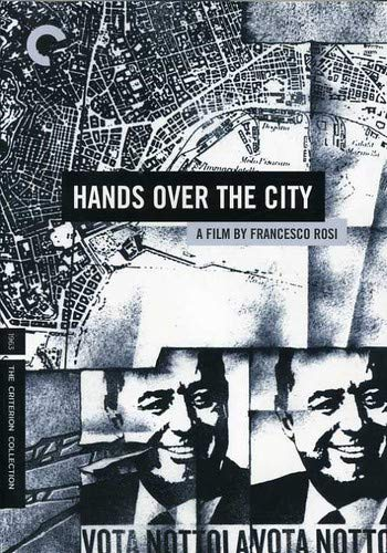Hands Over the City (Criterion Collection) Dany Paris Salvo Randone Rod Steiger Guido Alberti