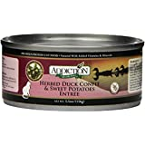 Addiction Herbed Duck Confit & Sweet Potatoes Grain-Free Canned Cat Food (Pack of 24)