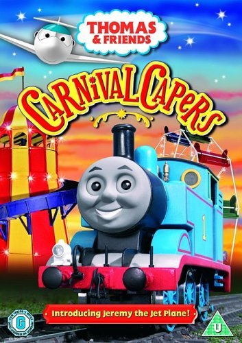Thomas & Friends - Carnival Capers [DVD]