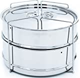 STACKABLE STAINLESS