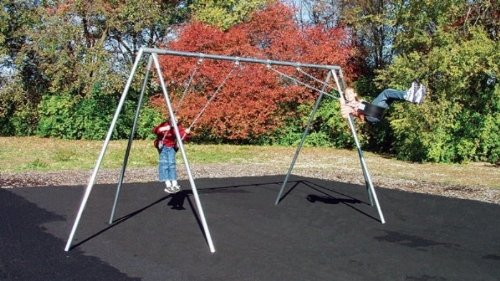 Sportsplay Swing Seats (Primary Tripod Swing Set Size: 12ft With 4 Seats)