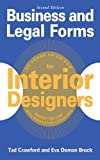 Business and Legal Forms for Interior Designers, Second Edition (Business and Legal Forms Series)