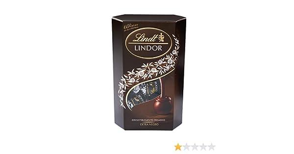 Lindt - Bombones Lindor Cornet 60% Cacao 200 g: Amazon.es: Alimentación y bebidas