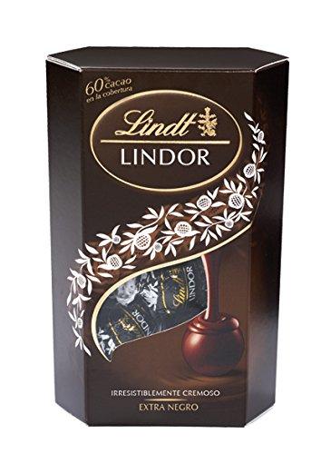 Lindt - Bombones Lindor Cornet 60% Cacao 200 g