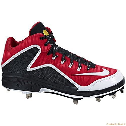 Tacchetta Da Baseball Nike Air Mens Swingman Mvp 2 Softball Rosso 14
