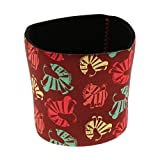 Dolity Animal Prints Insulated Neoprene Hot Coffee Cup Sleeves Wedding Party Favors - Zebra Prints