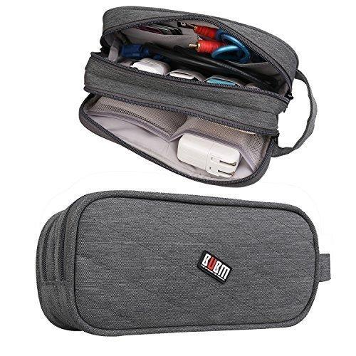 3 opinioni per BUBM Elettronica Accessori Organizzatore per Fili USB, Caricabatterie,