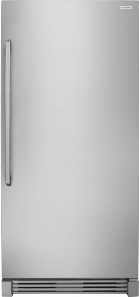 Stainless Steel Freezerless Refrigerator Ft Electrolux EI32AR80QS 18.6 Cu