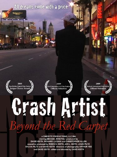 Crash Artist: Beyond the Red -