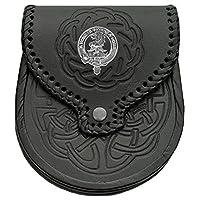 Home Scottish Clan Crest Badge Sporran