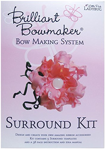 - Little Pink Ladybug LPL0104 Brilliant Bowmaker Surround Kit