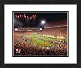 "NCAA Clemson Tigers Stadium, Beautifully Framed and Double Matted, 18"" x 22"" Sports Photograph"