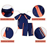KID1234 Swimsuits for Boys - 2 Piece Set Boys