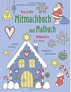 Amazon Fr Vicky Bo S Zauberhaftes Mitmachbuch Malbuch