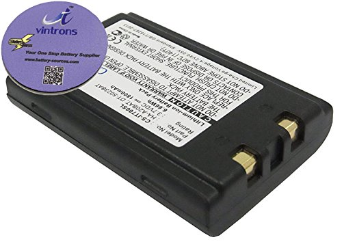 vintrons (TM) Bundle - Replacement Battery For CHAMELEON RF PB1900, + vintrons Coaster