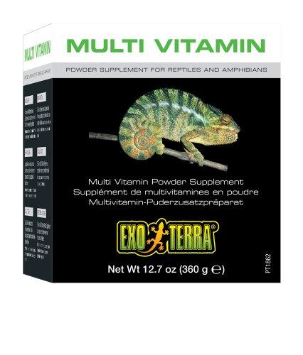Exo Terra Reptile Multi-Vitamin 12.7-Ounce by Exo Terra