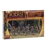 The Hobbit- Hunter Orcs On Fell Wargs