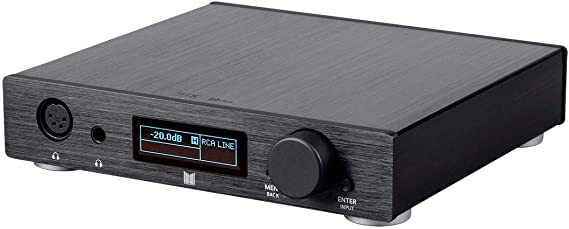 Monolith 124459 Desktop Headphone Amplifier and DAC with THX AAA Technology (Dual AKM 4493 Dacs & Dual AAA-788 Modules)