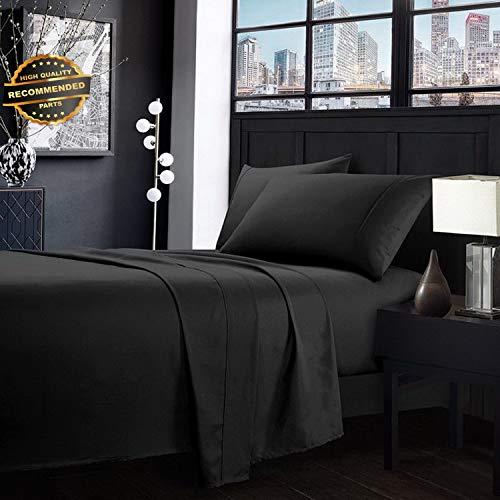 Gatton Premium New Comfort 1800 Count Deep Pocket 4 Piece Bed Sheet Set | Collection SHEESRONG-200114636 ()