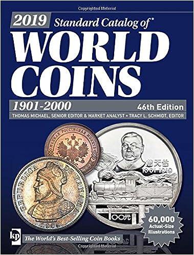 Amazon com: 2019 Standard Catalog of World Coins, 1901-2000