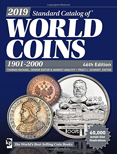 2019 Standard Catalog of World Coins, 1901-2000 (Tapa Blanda)