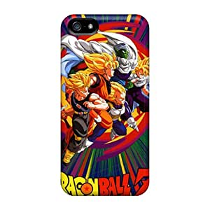 New Arrival IKO257JqYB Premium Iphone 5/5s Case(dragon Ball Z)