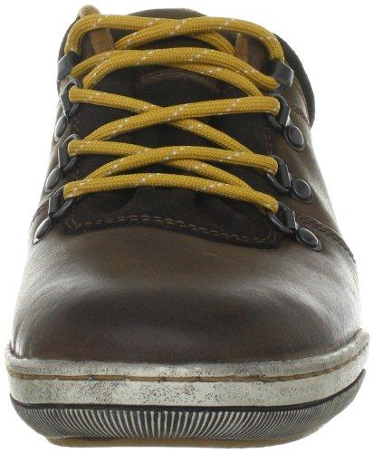 Clarks Newtown Soul 203511977 - Zapatos de cuero para hombre Marrón (Tobacco Leather)