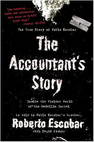 The accountants story inside the violent world of the medelln the accountants story inside the violent world of the medelln cartel amazon books fandeluxe Image collections