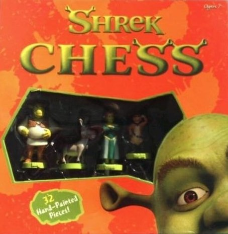 Shrek Chess