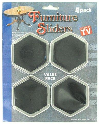 Furniture Sliders - Case of 96