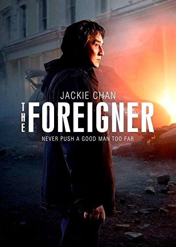 The Foreigner (DVD 2017) Jackie Chan Action - Jackie Ray