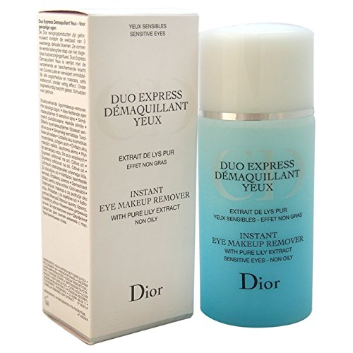(Instant Eye Makeup Remover by Christian Dior for Unisex - 4.2 oz Make Up Remover )