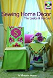 Sewing Home Decor, Shannon Dennis, 0982558627