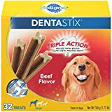 PEDIGREE DENTASTIX Large Dental Dog Treats Beef Fl...