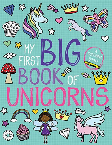 My First Big Book of Unicorns