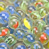 GREEN FABWOOD 200Piece Cats Eyes Glass