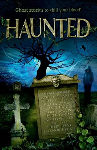 book cover of Haunted