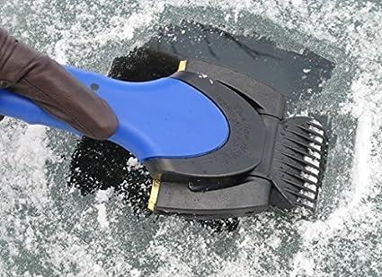 The Ice Master Pivoting Head ice scraper