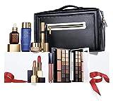 Estee Lauder Blockbuster Holiday Make Up Gift Set w/Train Case -Smoky Noir