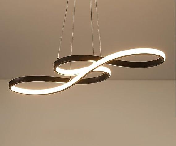 Luci di soffitto lampadario led creativo personalità artistica