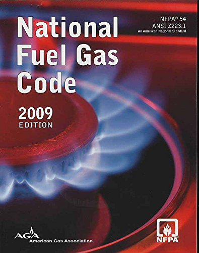 Nfpa 54  National Fuel Gas Code  2009 Edition  Ansi Z223 1
