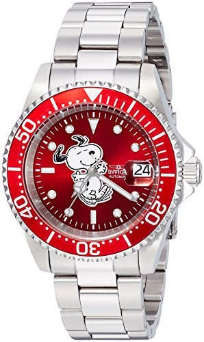 Invicta Men's Automatic-self-Wind Watch with Stainless-Steel for sale  Delivered anywhere in USA