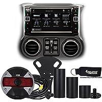 Alpine Restyle - X109-WRA 9 GPS, DVD, Radio, Multimedia system & HCE-TCAM1-WRA Spare Tire Rear View Camera