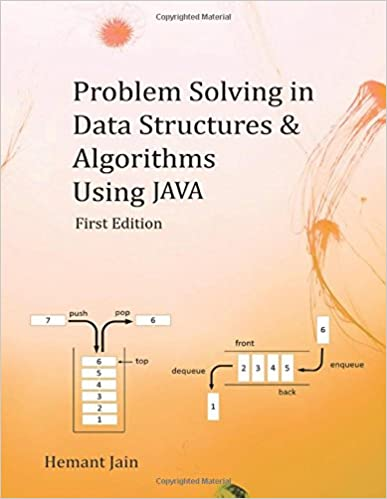 data structures and problem solving using java pdf notes