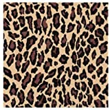 ti flair servietten leopard pattem nature leoparden muster afrika - Leo Muster